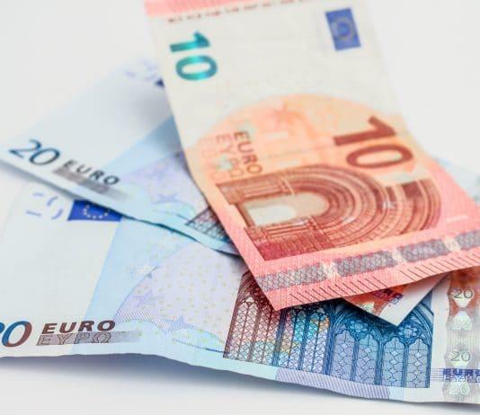 Billet de 10 euros - Billet de 20 euros