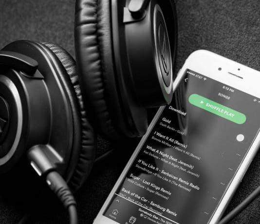 Spotify - Médias en streaming