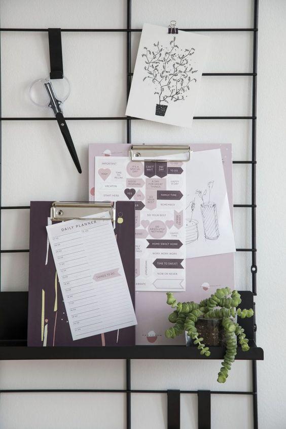 Optimiser les espaces de rangement sur son bureau