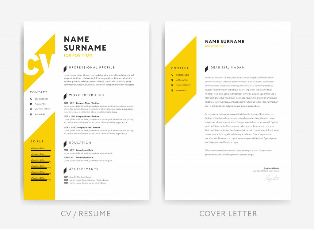 Rédiger un CV pour la première fois : nos astuces