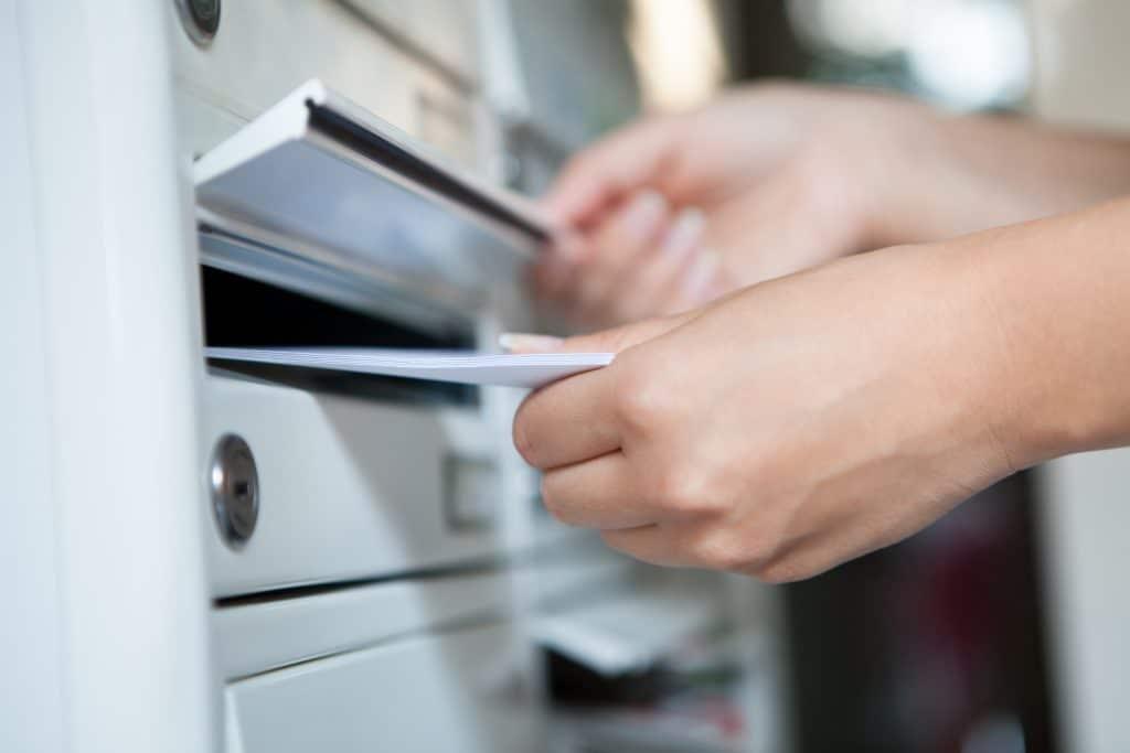 Faire rediriger son courrier